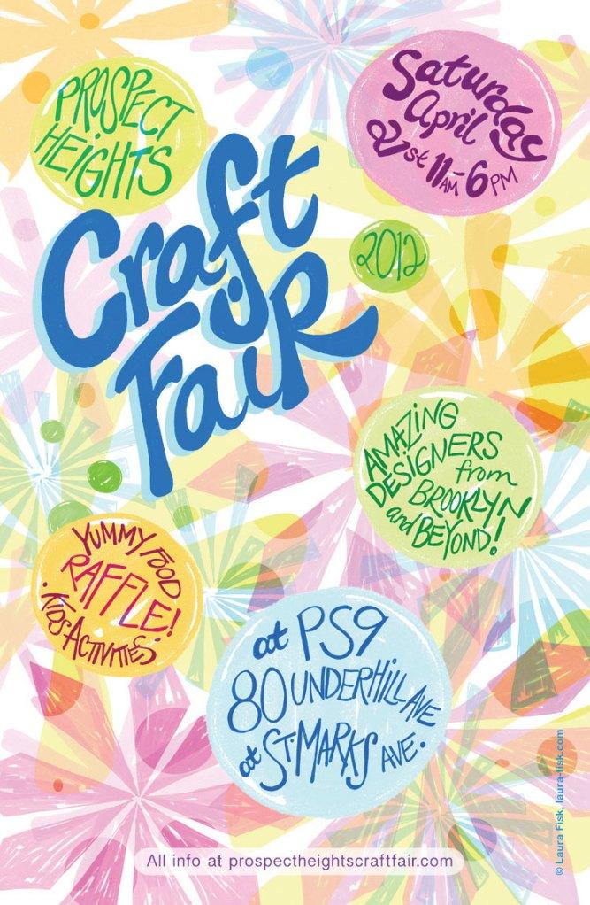 Prospect Heights Craft Fair